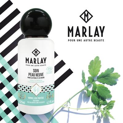 MARLAY LOTION WITH CELANDINE FOR HAND AND FOOT CARE - Marlay Cosmetics - Health - Body