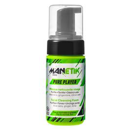 Pure Player Mousse nettoyante - Manetik - Visage