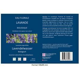 image produit Eau florale de Lavande