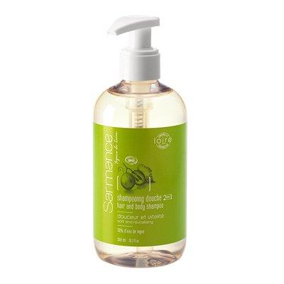 Shampooing douche - Sarmance, cosmétique de vignes bio - Hygiène