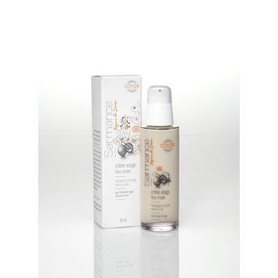Crème visage Corse - Sarmance, cosmétique de vignes bio - Visage
