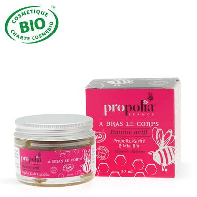 ACTIVE BALM - Propolia - Health - Face - Body