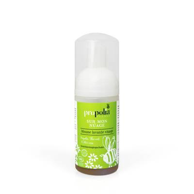 mousse lavante visage - Propolia - Visage