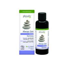 Always Zen - Physalis aromatherapy - Massage et détente