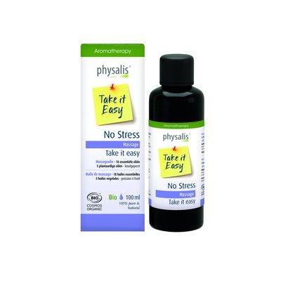 No Stress - Physalis aromatherapy - Massage et détente