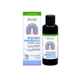 Respiration - Physalis aromatherapy - Massage et détente