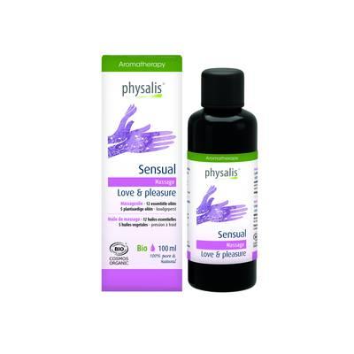 Sensual - Physalis aromatherapy - Massage and relaxation
