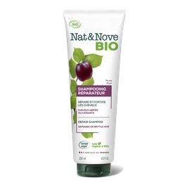 Shampooing Réparateur Cheveux abîmés - Nat&Nove BIO - Cheveux