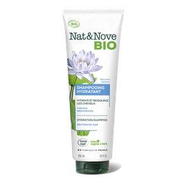 Shampooing Hydratant Cheveux normaux - Nat&Nove BIO - Cheveux