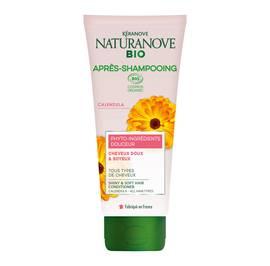Après-shampooing Douceur Calendula Tous types de cheveux - KÉRANOVE NATURANOVE BIO - Cheveux