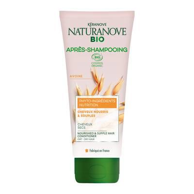 Après-shampooing Nutrition Avoine Cheveux secs - KÉRANOVE NATURANOVE BIO - Cheveux