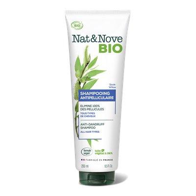 Shampooing anti pelliculaire - Nat&Nove BIO - Cheveux