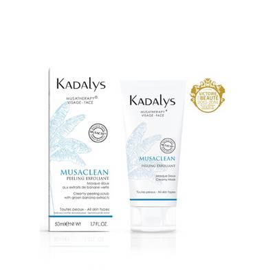 MUSACLEAN-PEELING EXFOLIANT - KADALYS - Visage