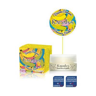 Baume lèvres et papilles - KADALYS - Visage