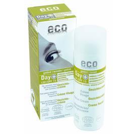 Facial cream SPF 15 tone - Eco cosmetics - Face