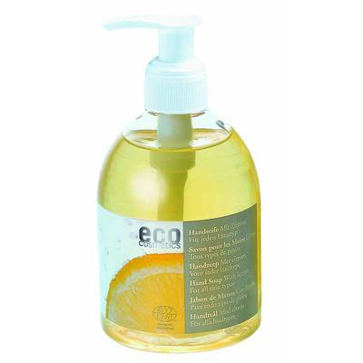 Hand soap lemon - Eco cosmetics - Hygiene
