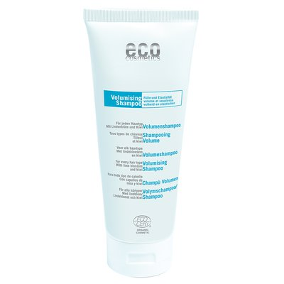 Volumising shampoo - Eco cosmetics - Hair