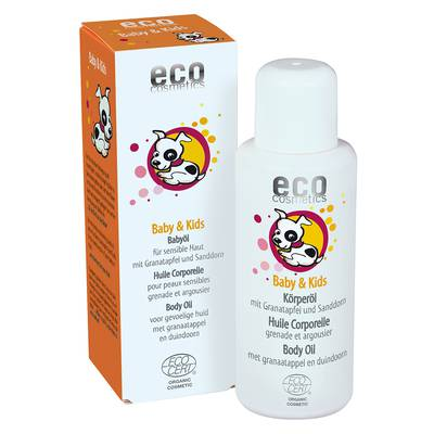 Baby & Kids oil - Eco cosmetics - Baby / Children