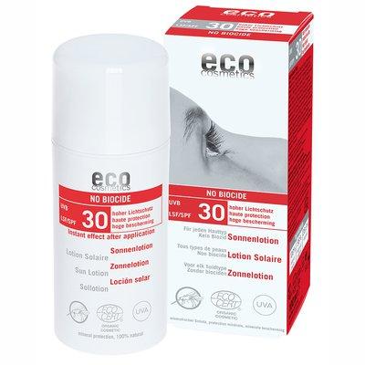 Lotion Solaire  Anti-Moustiques indice 30 - Eco cosmetics - Solaires