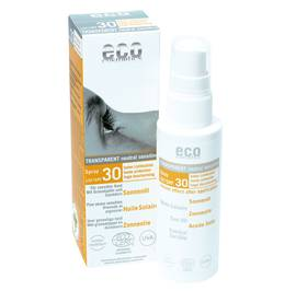 Huile Solaire indice 30 - Eco cosmetics - Solaires