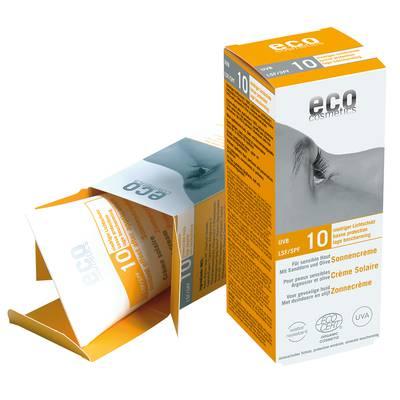 Sun cream SPF 10 - Eco cosmetics - Sun