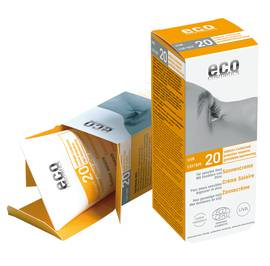 Sun cream SPF 20 - Eco cosmetics - Sun
