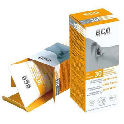 Crème solaire indice 30 - Eco cosmetics - Solaires
