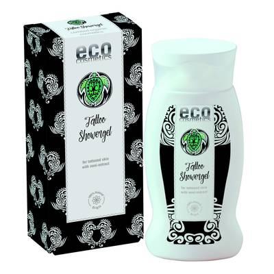 Tattoo Shower gel - Eco cosmetics - Hygiene