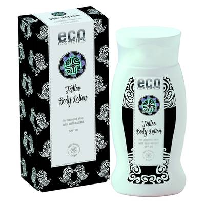 Tattoo Lotion Corporelle - Eco cosmetics - Corps
