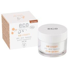 image produit Eco cc cream toned spf 30 dark
