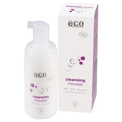Mousse nettoyante - Eco cosmetics - Visage