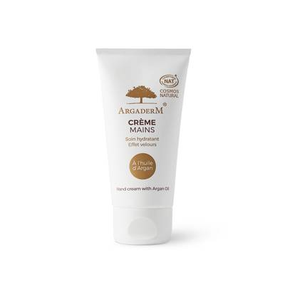 Hand cream with argan oil - ARGADERM - Body