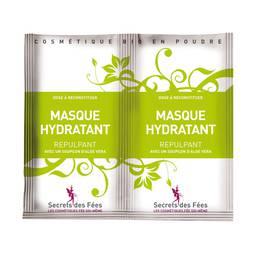 Masque Hydratant Repulpant - Secrets des Fées - Visage
