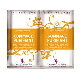 Purifyingexfoliatingscrub sensitive skins - Secrets des Fées - Face