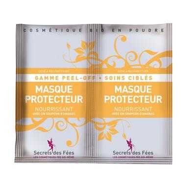 Masque Peel Off Protecteur Nourrissant - Secrets des Fées - Visage