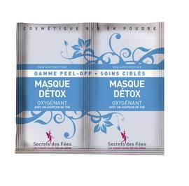 Masque Peel Off Détox Oxygénant - Secrets des Fées - Visage