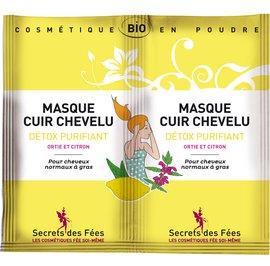 Scalp mask Detox purifying - Secrets des Fées - Hair