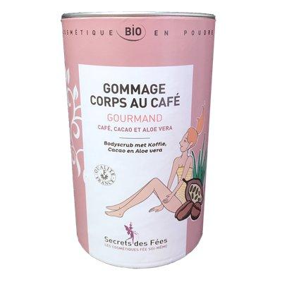 Gommage corps au café gourmand - Secrets des Fées - Corps