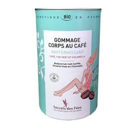 Gommage corps au café raffermissant - Secrets des Fées - Corps