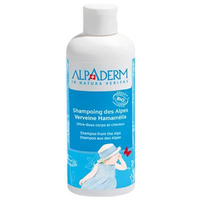 Shampoo from the Alpes Verbena Witch Hazel - Alpaderm - Hygiene