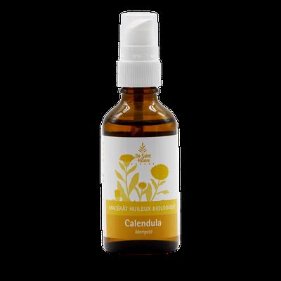 Macérat huileux de calendula - De Saint Hilaire - Ingrédients diy