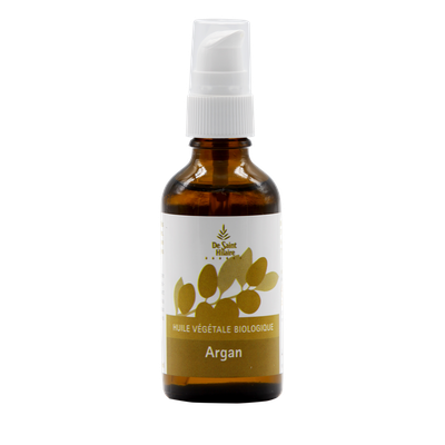 Huile d'Argan - De Saint Hilaire - Face - Body - Diy ingredients