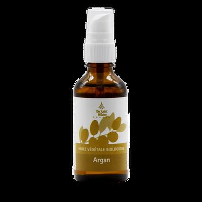 Huile d'Argan - De Saint Hilaire - Face - Diy ingredients - Body