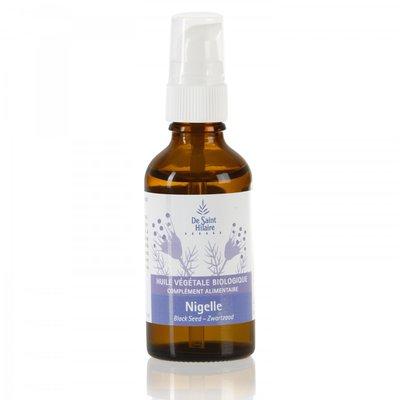 Huile de Nigelle - De Saint Hilaire - Diy ingredients
