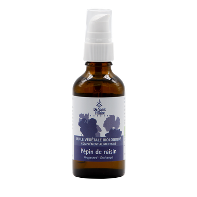 Huile de pépin de raisin - De Saint Hilaire - Diy ingredients