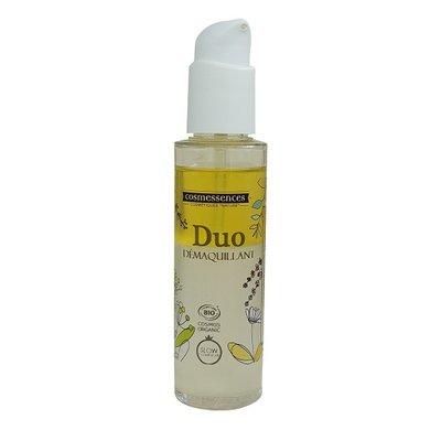 Duo Démaquillant - aromaplantes - Visage