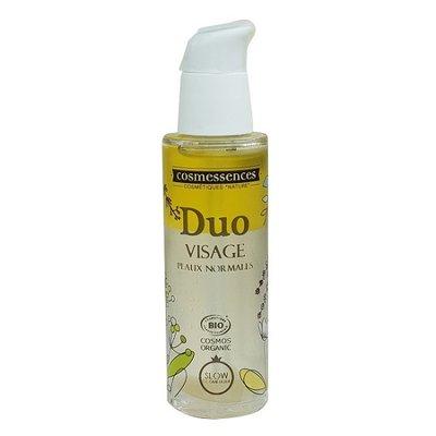 Duo Face normal skin - aromaplantes - Face