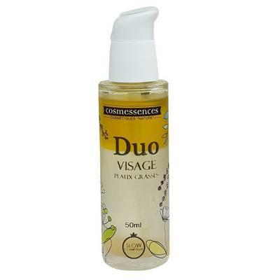 Duo Visage peau grasse - Cosmessences - Visage
