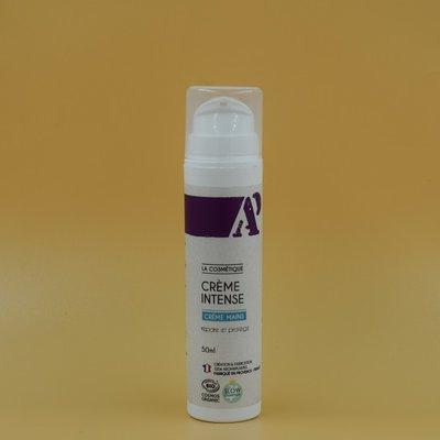 Crème intense - aromaplantes - Corps