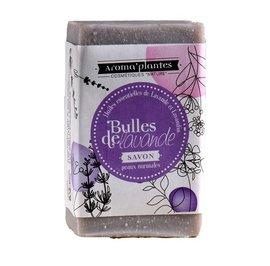 image produit Solid soap lavender bubbles